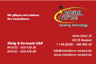 Cleanforce Rostock